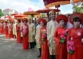 Ấn tượng 22 cặp đôi cưới tập thể tại Huế