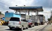 Bình Dương tạm ngừng một trạm thu phí đường BOT