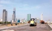 TP.HCM: Dốc sức hoàn thành các tuyến đường ở Thủ Thiêm trước Tết