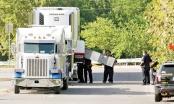 Mỹ phát hiện 8 người tử vong trong một xe tải nghi buôn người
