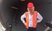 Tỷ phú Anh đầu tư vào hệ thống vận tải đường ống