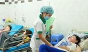 13 nữ công nhân nhập viện do ngộ độc khí amoniac