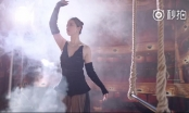 Lưu Diệc Phi đẹp mê hồn khi khiêu vũ như nữ hoàng