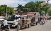"""Cưỡng chế mương Phan Kế Bính: Vì sao xuất hiện nhiều """"xe thương binh""""?"""