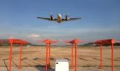 Tháng 7/2018, bay kiểm tra hiệu chuẩn sân bay Vân Đồn