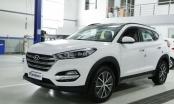 Hyundai Tucson giảm giá mạnh, chỉ còn 770 triệu đồng