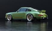 Chiêm ngưỡng chiếc Porsche 911 gần 30 tuổi được phục chế hoàn hảo