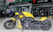 Ngắm Harley-Davidson V-Rode Muscle lên tem cực độc tại Hà Nội