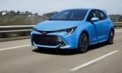 Mẫu xe ăn khách Toyota Corolla sẽ có thêm phiên bản hatchback