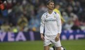 Tin bóng đá tối 16/1: Real Madrid đối xử cực phũ với Ronaldo