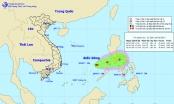 Tin mới nhất về vùng áp thấp trên Biển Đông