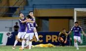 Sao U23 đá phạt đẳng cấp, Hà Nội vô địch lượt đi sớm