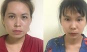 Bắt hai tú bà môi giới mại dâm qua mạng giá 1 triệu