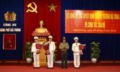Công an Hải Phòng có 3 tân Phó giám đốc