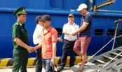 Tàu Trường Hải Star3 kịp thời cứu 9 thuyền viên gặp nạn trên biển
