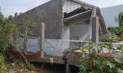 Nhà vừa xây xong đã sập, thiệt hại 600 triệu đồng