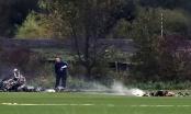 Mỹ: Trực thăng lao xuống đất như quả cầu lửa, 2 người thiệt mạng