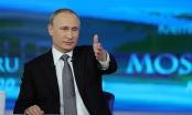 Tổng thống Putin khẳng định Nga không hề coi Mỹ là kẻ thù
