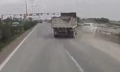 Pha tạt đầu thần sầu suýt gây tai nạn thảm khốc trên cao tốc