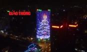 Video: Tòa nhà phát sáng độc đáo giữa Hà Nội gây sốt dân mạng