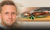 Bentley thay đổi giám đốc thiết kế mới