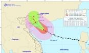Hải Mã nối đuôi bão số 7 vào Biển Đông