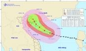 Tin bão số 7 Sarika mới nhất: Quảng Ninh, Hải Phòng hứng mưa lớn