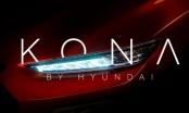 Hyundai công bố mẫu SUV cỡ nhỏ Kona 2018