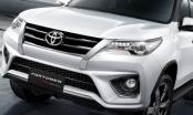 Toyota giới thiệu hình ảnh đầu tiên về Fortuner 2017 tại Thái Lan