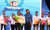 Olympic tiếng Anh sinh viên toàn quốc: Nữ sinh Hà Nội đăng quang