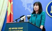 Bộ Ngoại giao nói gì sau phát ngôn của Đức vụ Trịnh Xuân Thanh?