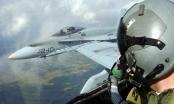Chiến cơ F-18 của Mỹ hạ cánh khẩn cấp ở Bahrain