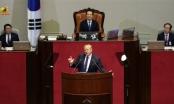 Tổng thống Donald Trump phát biểu trước Quốc hội Hàn Quốc