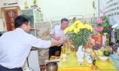 Ban ATGT Đà Nẵng thăm hỏi gia đình nạn nhân tử vong do TNGT
