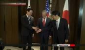 Bộ trưởng quốc phòng Nhật-Mỹ-Hàn thảo luận về Triều Tiên