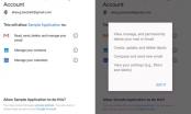 Google cho phép các nhà phát triển ứng dụng đọc Gmail của bạn?