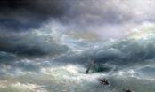 Bão số 9 giật cấp 10 di chuyển thần tốc trên biển Đông
