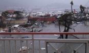Chùm ảnh: Siêu bão Irma có sức hủy diệt kinh hoàng càn quét Caribe