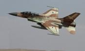 Chiến đấu cơ Israel áp sát Syria, cảnh báo Damascus không được bắn hạ