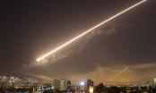 Căn cứ quân sự của Syria bị tên lửa tấn công