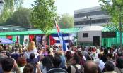 Video tưởng niệm lãnh tụ Fidel Castro tại Mexico