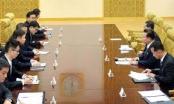 Bên trong cuộc gặp giữa đặc phái viên Trung Quốc và quan chức Triều