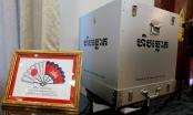 Nhật tài trợ Campuchia 10.000 thùng phiếu bầu cử