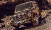 Cận cảnh Mercedes-Benz G-Class hoàn toàn mới