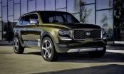Chiêm ngưỡng mẫu SUV cỡ lớn sắp sản xuất của Kia