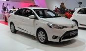Giá lăn bánh Toyota Vios mới nhất 2018