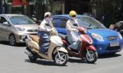 Sử dụng xe máy ngày nắng nóng cần lưu ý điều gì