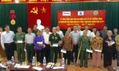 Tập đoàn Tân Hiệp Phát tặng quà tại Nghệ An, Hà Tĩnh