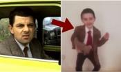 Video: Cậu bé giống Mr.Bean đến mức nhiều người tưởng... con rơi