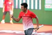 Lý Hoàng Nam dồn sức đánh đơn giải Vietnam F2 Futures